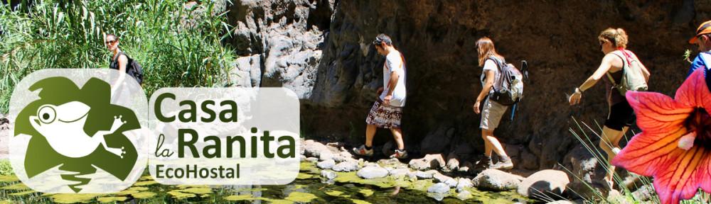 Casa la Ranita – EcoHostal
